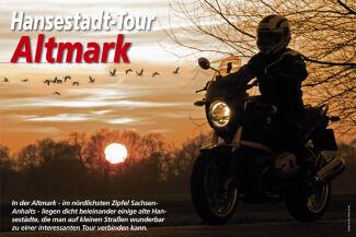 Reportagen online: Hansestadt-Tour Altmark�