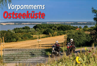 Reportagen online: Vorpommerns Ostseek�ste�