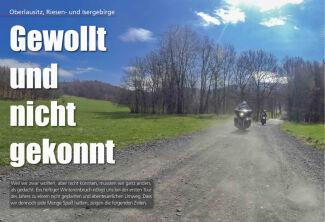 Reportagen online: Gewollt und nicht gekonnt - Oberlausitz, Riesen- und Isergebirge