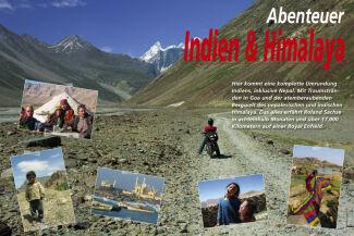 Reportagen online: Abenteuer Indien & Himalaya