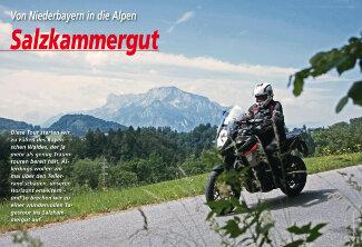Von Niederbayern in die Alpen -  Salzkammergut