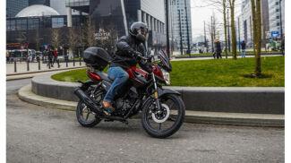 Yamaha YS125 - das Leichtkraftrad für den täglichen Einsatz