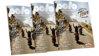 Komm auf Tour! Das POLO Motorrad Magazin #2