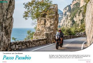 Traumtour am Gardasee - Passo Pasubio