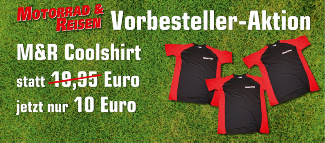 M&R Coolshirts - Vorbestelleraktion