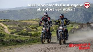 Downloads Motorrad & Reisen Ausgabe 87