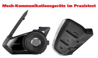 Praxistest Mesh-Kommunikation