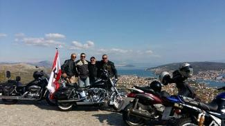 Dalmatien - mit der Harley an der Adria