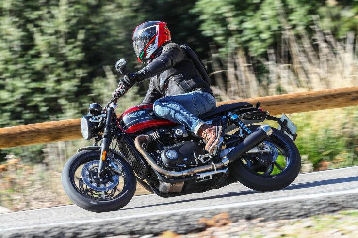 Ersteindruck: Triumph Speed Twin