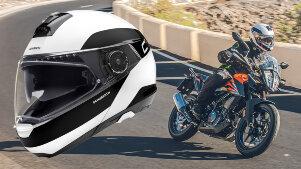 Schuberth C4 Pro - Motorradhelm im Test