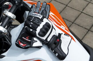 Test: Handschuhe Held Race-Tex