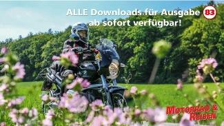 Downloads Motorrad & Reisen Ausgabe 83