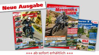 Motorrad & Reisen Ausgabe 84
