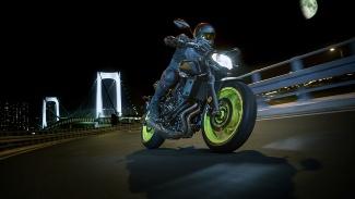 Yamaha gibt den Preis für die neue MT-07 (2018) bekannt