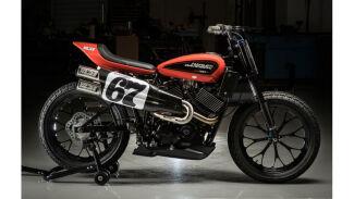 Harley-Davidson pr�sentiert die neue Rennmaschine XG750R