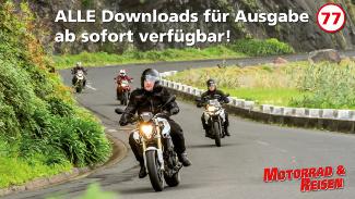 Downloads Motorrad & Reisen Ausgabe 77