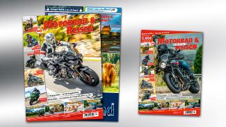Motorrad & Reisen Ausgabe 80
