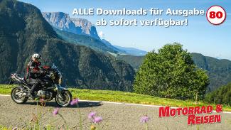 Downloads Motorrad & Reisen Ausgabe 80