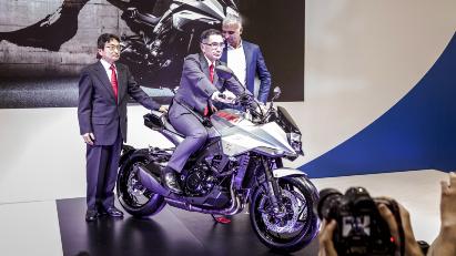 Suzuki Intermot Neuheiten 2019
