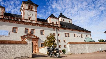 Erzgebirge: Sächsisch-tschechische Schlösserrunde
