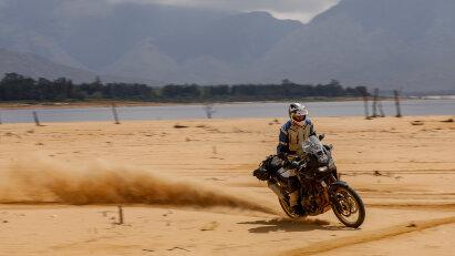 Motorradreise Kapstadt