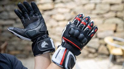 Handschuhtest: Germot Sommerhandschuh Racetrack