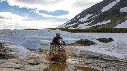 Nordkap: Honda Adventure Roads