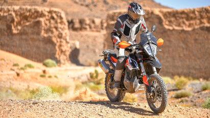 Adventure-Mittelklasse: KTM 790 Adventure & 790 Adventure R - Fahrtest