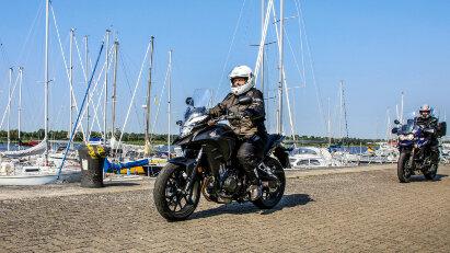 East goes West: Ostseeküste zwischen Stralsund  und Warnemünde