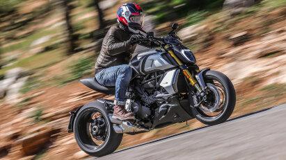 Test Ducati Diavel 1260 S