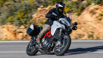 Fahrtest: Ducati Multistrada 950 S verleiht Flügel!
