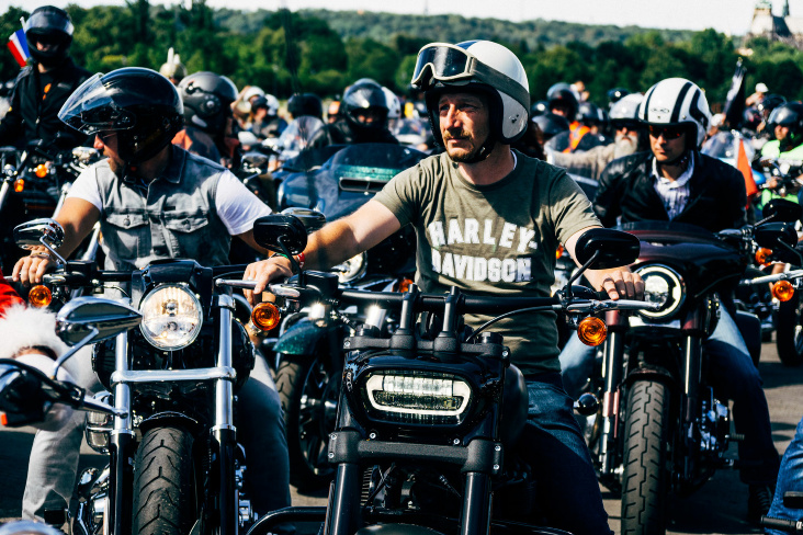 Where the fun is - Harley Days Dresden
