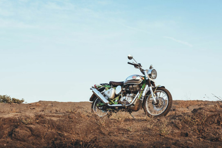 Royal Enfield launcht Sonderedition