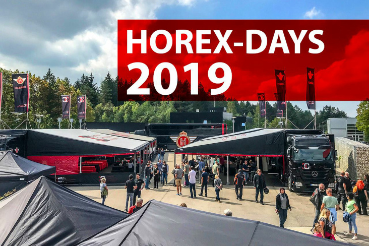 HOREX-Days 2019 – Edition No. 2 des Markenevents