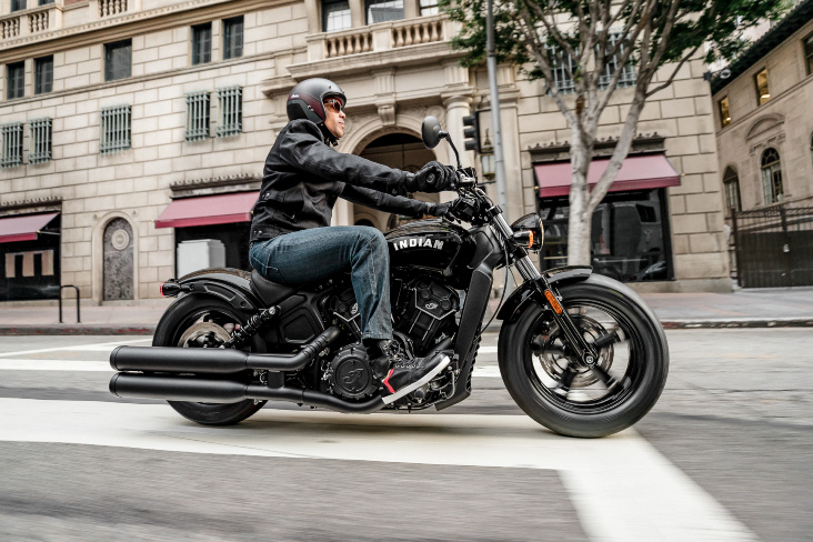 Die neue 2020 Indian Scout Bobber Sixty