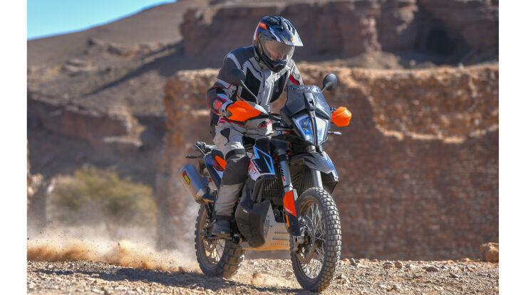 Ersteindruck - KTM 790 Adventure & KTM Adventure 790 R