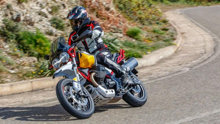Die neue Moto Guzzi V85 TT - Ersteindruck