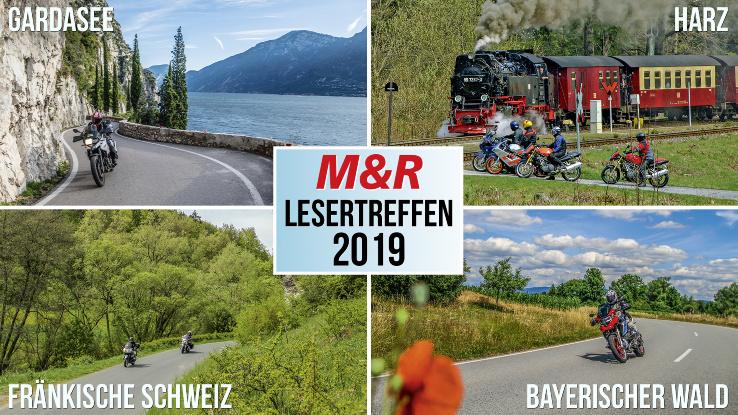 Motorrad & Reisen Lesertreffen 2019