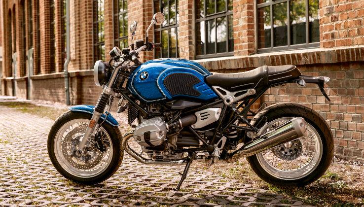 Jubiläumsmodell BMW R nineT /5