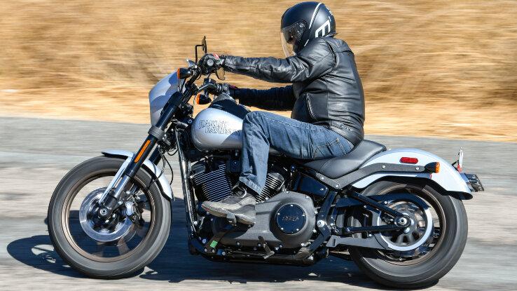 Neu im Harley-Programm: Low Rider S auf Softail-Plattform
