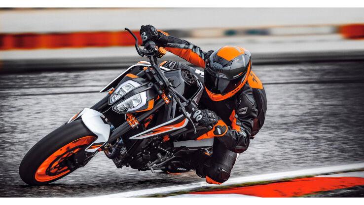 KTM präsentiert ein schlagkräftiges Modell-Triumvirat