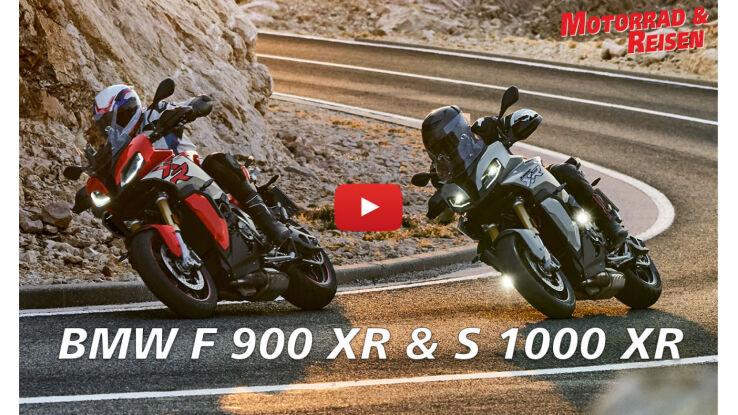 BMW S 1000 XR, F 900 R und F 900 XR - erste Eindrücke