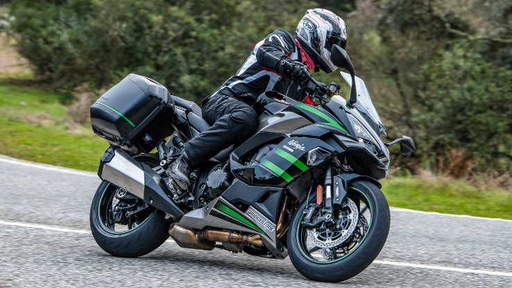 Schon gefahren: Kawasaki Ninja 1000SX