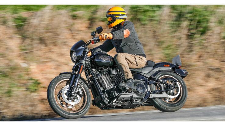 Harley-Davidson Softail-Baureihe