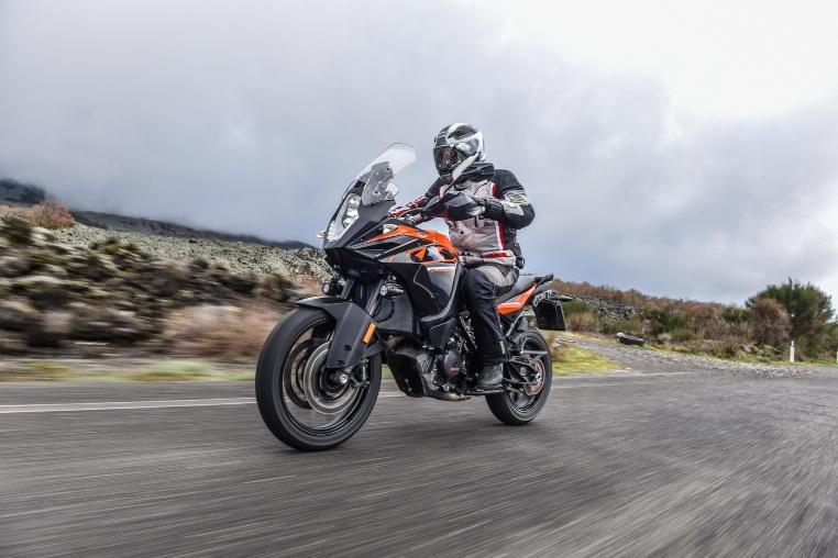 Die neue KTM 1090 Adventure