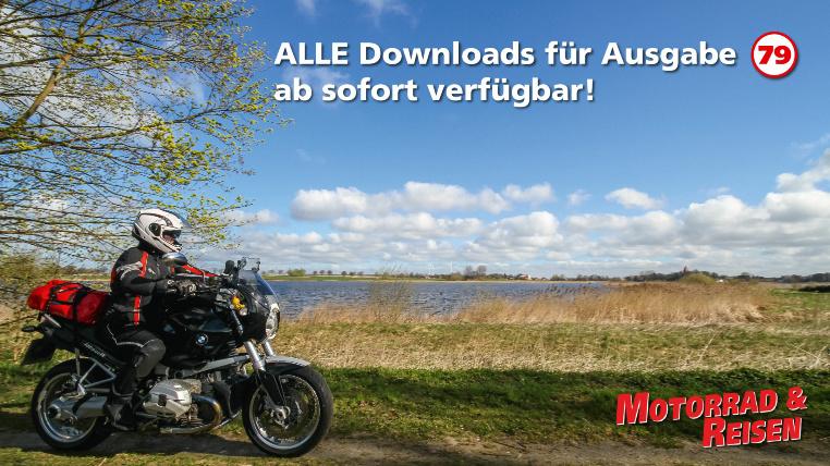 Downloads Motorrad & Reisen Ausgabe 79