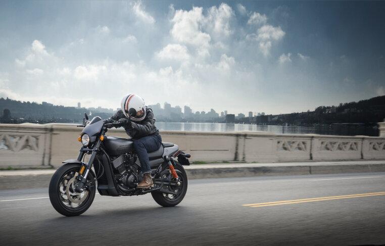 Die neue Harley-Davidson Street Rod