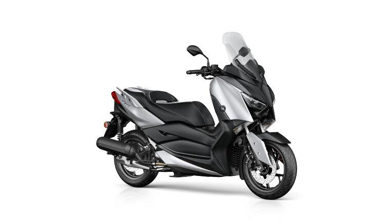 Der neue Yamaha X-MAX 125 für 2018