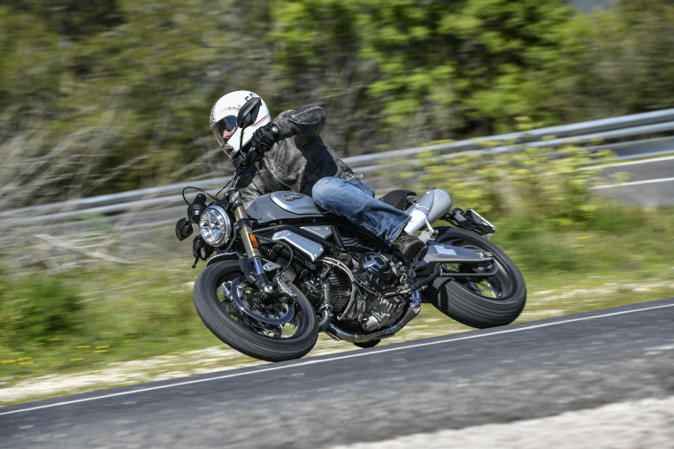 Die neue Ducati Scrambler 1100 Special