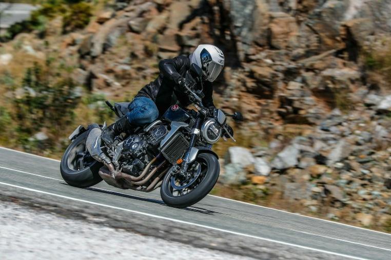 Honda erstes 'Neo Sports Café' Motorrad - CB1000R
